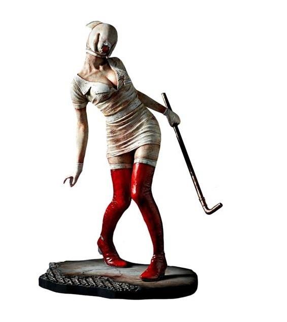 Silent Hill 2 - Bubble Head Nurse SDCC Exclusive PVC Statue