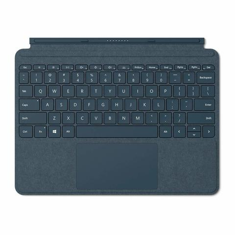 Клавиатура Microsoft  Surface Go Type Cover - Cobalt Blue (Синяя)