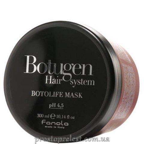 Fanola Botugen Hair System Botolife Mask - Маска для реконструкції волосся