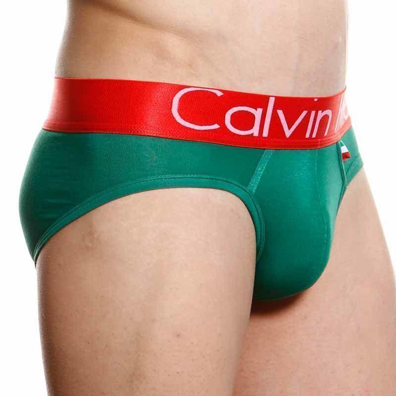 Мужские трусы брифы Calvin Klein Italy