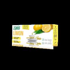Çay \ Чай \ Tea Herba Flora Zərif Limon (paket) 25 ədəd