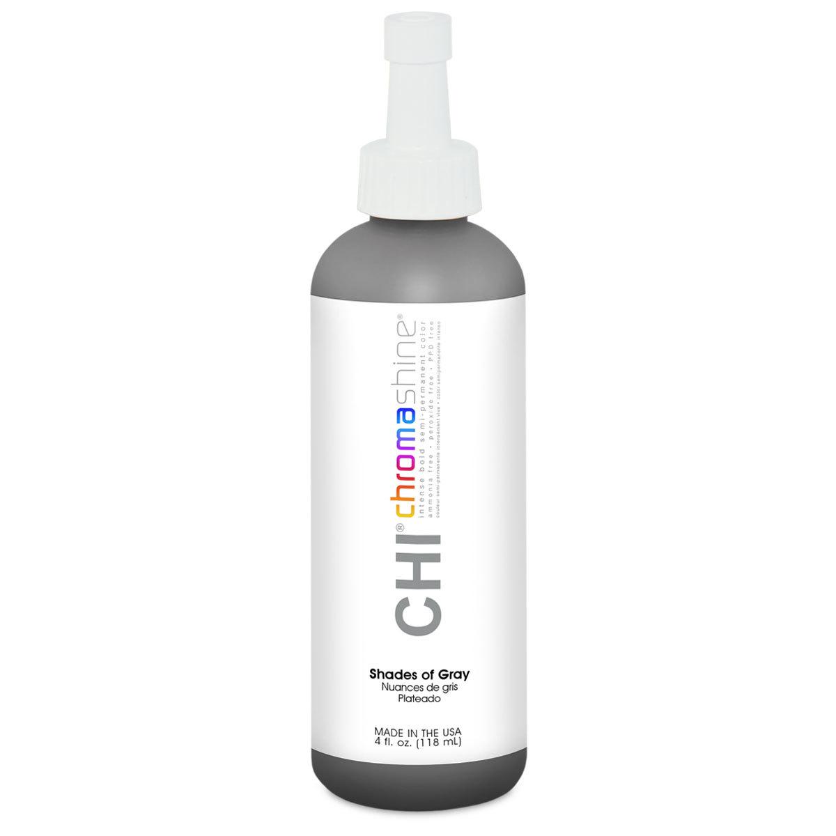 Крем-краска CHI CHROMASHINE SHADES OF GRAY - CHI Тенистый Серый, 177мл