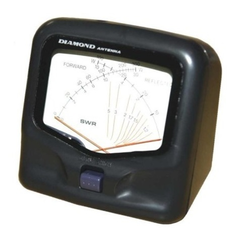 Измеритель КСВ и мощности DIAMOND SX40С