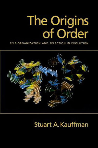 The Origins of Order: Self Organization and Selection in Evolution
