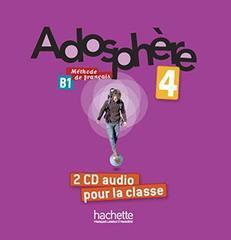 Adosphere 4 CD audio classe (x2)!!