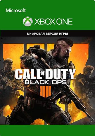 Xbox Store Россия: Call of Duty: Black Ops 4 (Xbox One/Series S/X, цифровой ключ, русская версия)