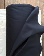 Габардин с пропиткой, хлопок 100%, цвет Темно-синий