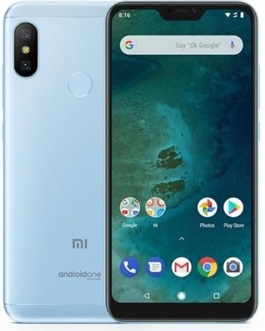 Xiaomi Mi A2 Lite 4/64gb Blue blue.jpeg
