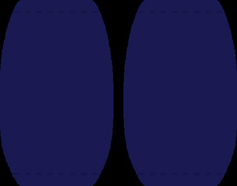 Нарукавники синие