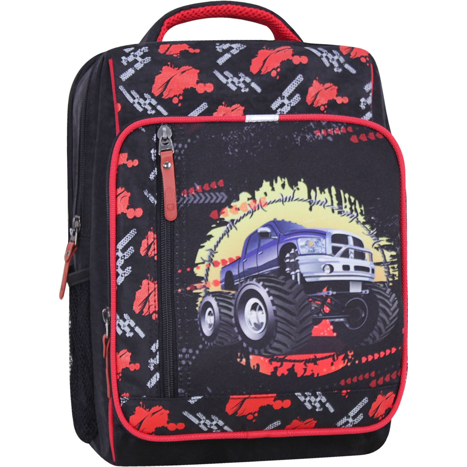 Школьные рюкзаки Рюкзак школьный Bagland Школьник 8 л. черный 660 (0012870) IMG_2713_суб.660_-1600.jpg
