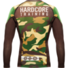 Рашгард Hardcore Training Forest Camo L/S