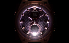 Часы женские Casio MSG-C100G-1AER Baby-G