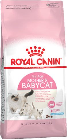 Royal Canin Mother&Babycat для котят от 1 до 4 месяцев