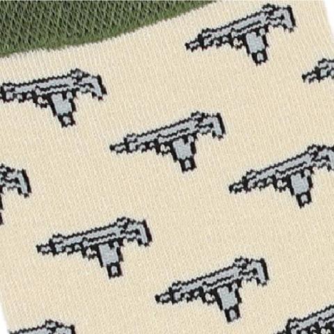 Носки Submachine gun