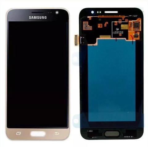 LCD SAMSUNG J3 (2016) J320 + Touch Gold Orig MOQ:5