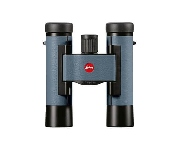 Бинокль Leica Ultravid Colorline 10x25 Pigeon Blue - фото 1