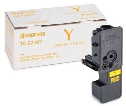 Картридж Kyocera TK-5220Y 1T02R9ANL1 желтый
