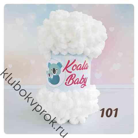 HIMALAYA KOALA BABY 101, Белый