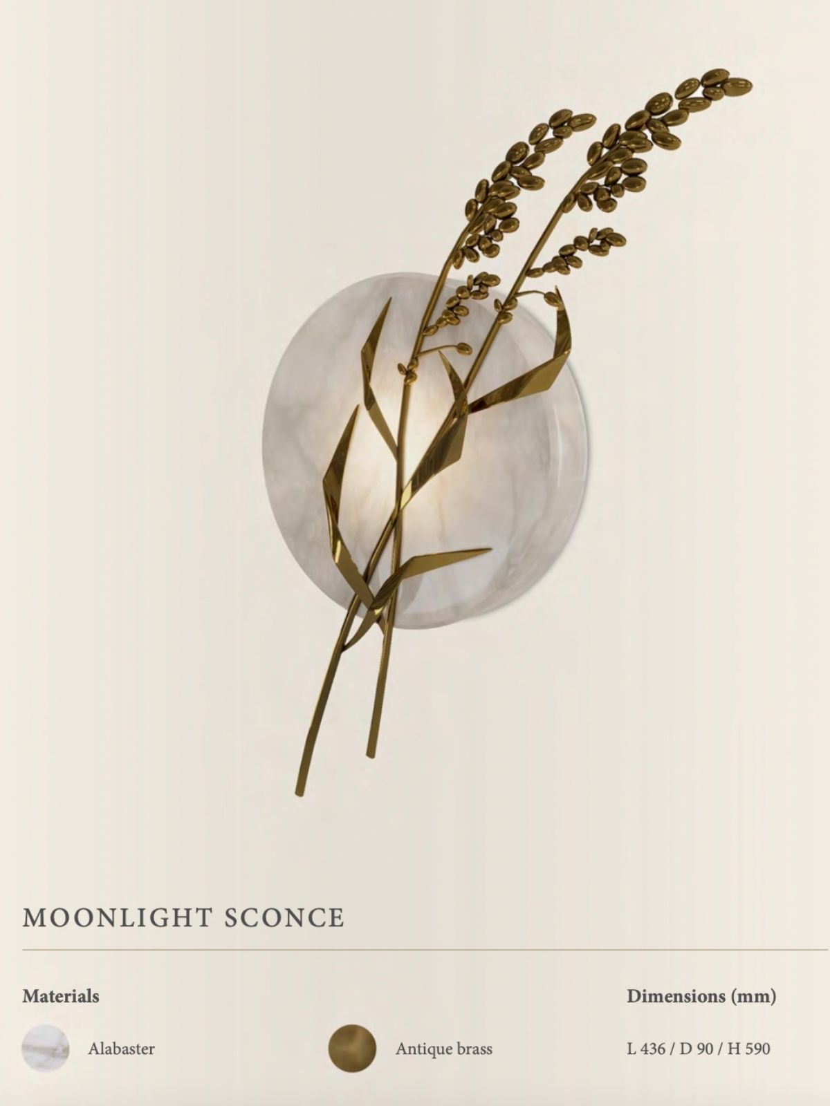 Бра Moonlight