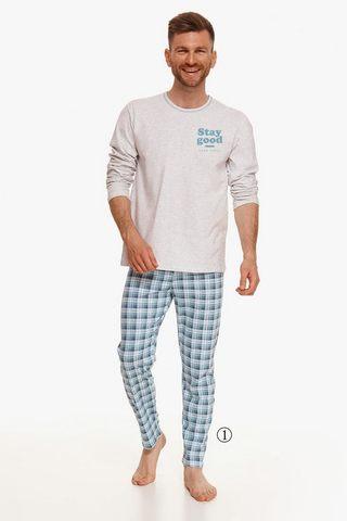 Пижама мужская со штанами TARO 2656 21/22 MARIO