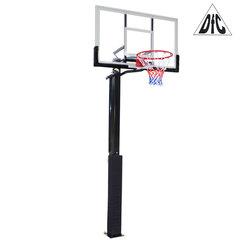Баскетбольная стационарная стойка DFC ING50A 127x80cm акрил
