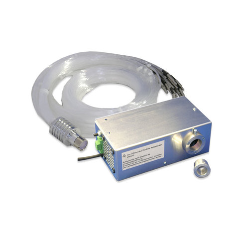 Оптоволоконное освещение Licht-2000 Acrylfaser Проектор для оптоволокна, 50Вт, мерцание
