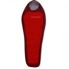 Летний спальный мешок Trimm Lite IMPACT, 185 L (желтый, зеленый, красный)