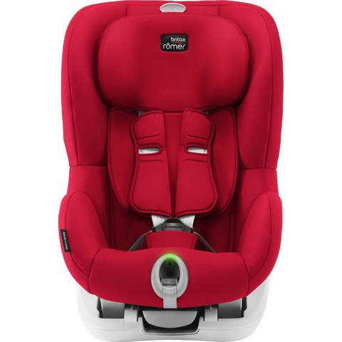 Автокресло Britax Roemer King II LS Fire Red