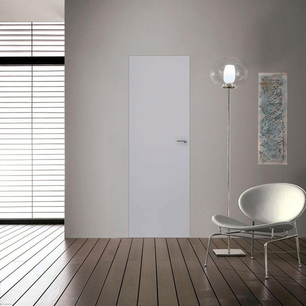 Скрытые двери Скрытая межкомнатная дверь Profil Doors 1E манхэттен с алюминиевой кромкой и внешним открыванием sd-1e-manhetten-dvertsov.JPG