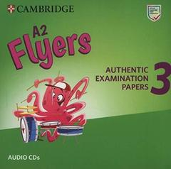Flyers 3 Audio CD (New format)
