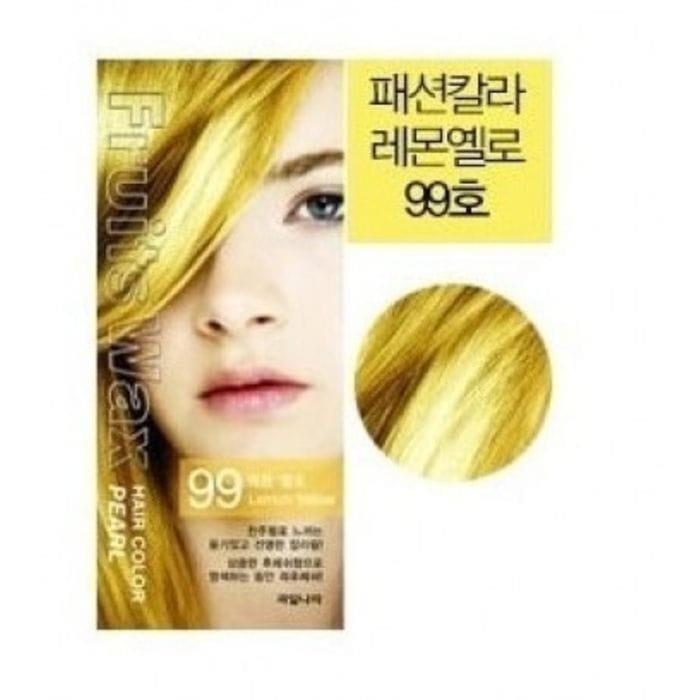 Волосы Краска для волос WELCOS на фруктовой основе Fruits Wax Pearl Hair Color #99 60мл*60гр 21092.750x0.jpg