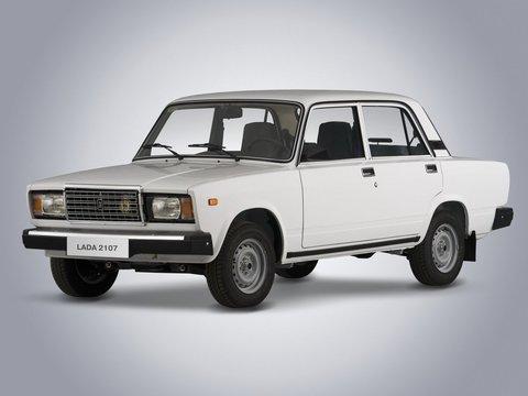 Чехлы на ВАЗ 2107 1982–2012 г.в.