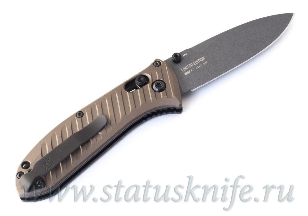 Нож Benchmade 575GY-2001 Mini Presidio II - фотография
