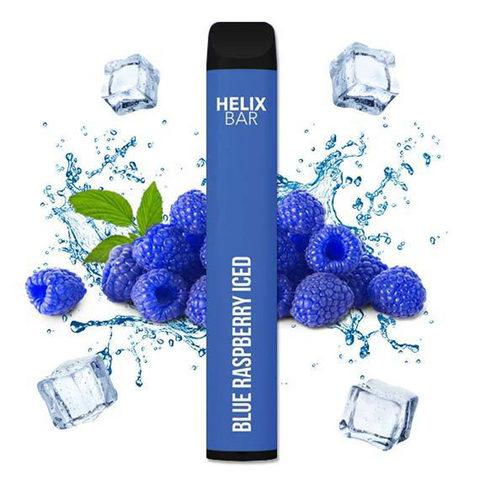 Helix Bar Iced Blue Raspberry