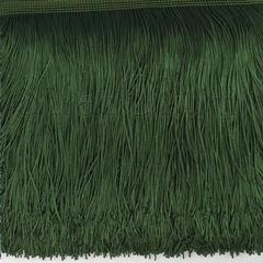 Купить бахрому Emerald для украшения танцевального костюма в Краснодаре