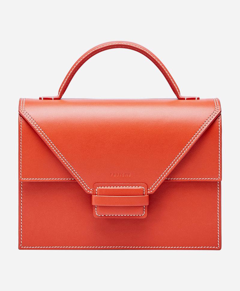 сумка-оранжевая