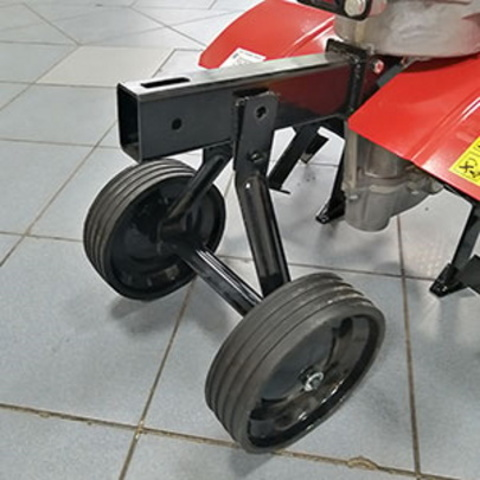 Рама с транспортировочными колесами Тарпан