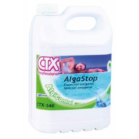 CTX-540 Микробицид реагент со свойствами альгицида (дополнение к CTX-100) 5л