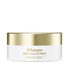 JMsolution Гидрогелевые премиум-патчи с коллоидным золотом против морщин JMsolution PRIME GOLD EYE PATCH, 60 ШТ