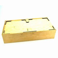 Межполушарный набор, коробка для хранения
