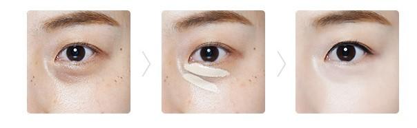 Консилер для маскировки недостатков кожи THE SAEM Cover Perfection Tip Concealer тон 1.25