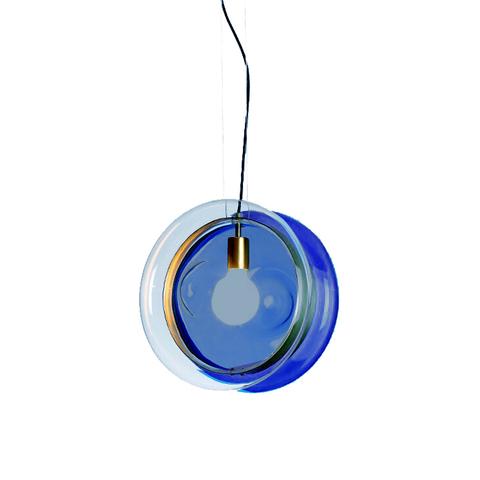 Подвесной светильник копия Orbital by Bomma (синий)