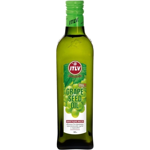 Масло виноградное ITLV 0,5 л ст/б ИСПАНИЯ