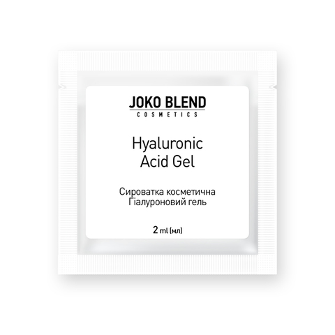 Гель для обличчя Hyaluronic Acid Gel Joko Blend 2 мл (1)