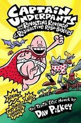 Captain Underpants & Revenge of Radioactive Rob...