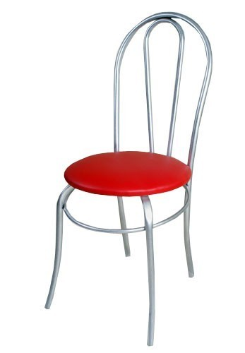 стул Боно красный
