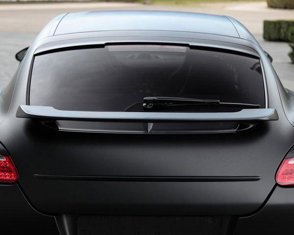 козырек на стекло Porsche Panamera