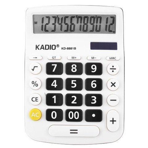 Калькулятор № 8881B-12