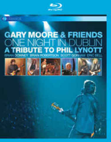 MOORE, GARY: A Tribute To Phil Lynott