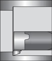 Мини-СМП для растачивания, внутренняя правый HB720